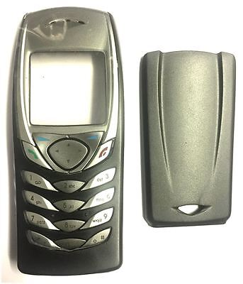 New!! Black Housing / Fascia / Cover / Case for Nokia 6100