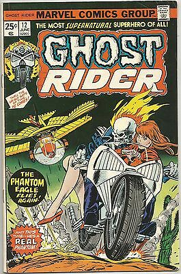 Ghost Rider U-PICK ONE #12,14,15,16 or 17 Marvel (1975-76) PRICED PER COMIC
