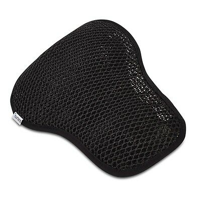 Motorcycle Mesh Seat Cover Tourtecs Cool-Dry S Comfort Cushion Pillow Motorbike