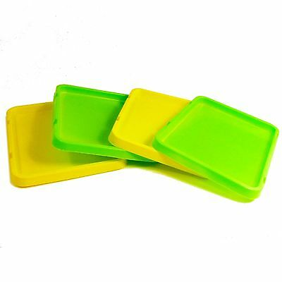 4x Paint Trays for Arts & Crafts