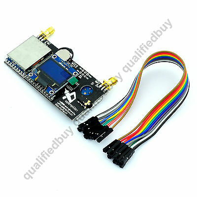 DIY RX5808 5.8G 40CH Diversity FPV Receiver with OLED Display for FPV Racer qa