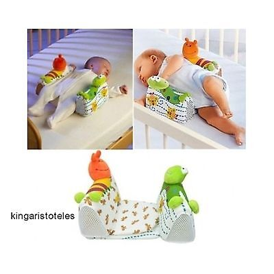 Baby Sleep Positioner Anti Roll Safety Pillow Waist Head Support Mat Cushion New