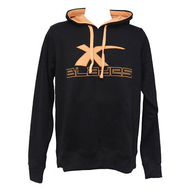 X-BLADES rugby hoodie [black/orange]