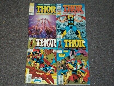Thor Corps PRICED PER COMIC #1, 2, 3 or 4 Marvel (1993) Singles