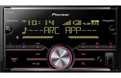 Pioneer MVH-X690BS Digital Media Receiver. NEW!