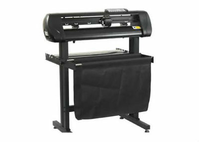 Vinyl Cutter XL-24ABJ / XL-48ABJ with ARMS Auto Contour Cut Sign Making T-Shirt