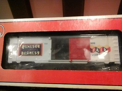 Lionel O-Scale TOY FAIR BOX CAR 6-19977