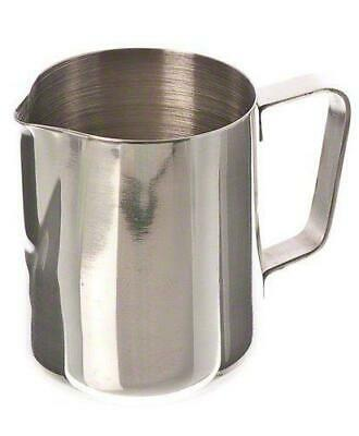 Espresso/milk Frothing Pitcher 12 Oz Stainless Steel Free Shipping Us Only