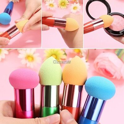 Beauty Egg Makeup Sponge Blender Blending Foundation Puff Flawless Powder OK