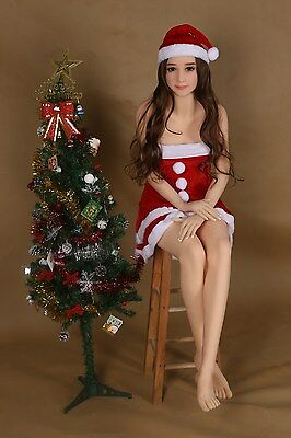 145cm High Quality Realistic Solid Silicone poupée de sexe Men Toy Sweet Girl