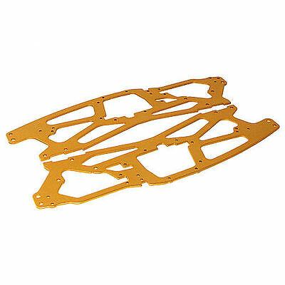 HPI Main Chassis (Gold- Savage) - 73916
