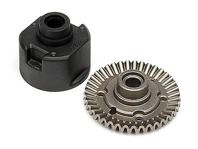 HPI Differential Gear Case Set (39T) (Cup Racer 1M) - 87315