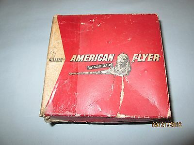 Original Box for American Flyer #23759 Bell Danger Signal- Box Only!!