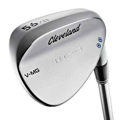 New Cleveland Golf RTX-3 Tour Satin Wedge Dynamic Gold Wedge Flex - Pick Club