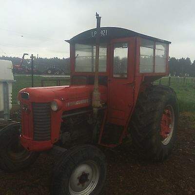 Massey Ferguson 65 Tractor For Sale Very Tidy And Original