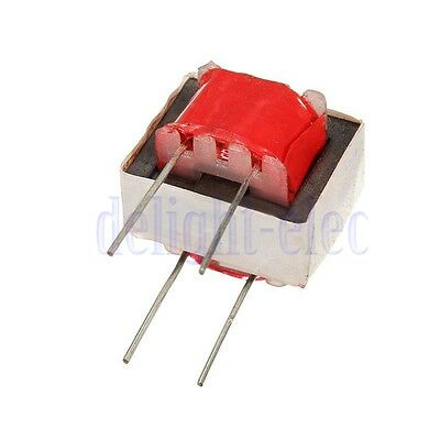 5XAudio Transformer 600:600 Ohm Europe 1:1 EI14 Isolation Transformer Ringing DH