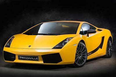 Lamborghini Gallardo 5.2 V10 e-gear Superleggera LHD