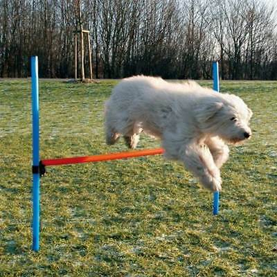 Barkshire Lightweight and Compact Dog Agility Hurdle - Includes Carry Bag