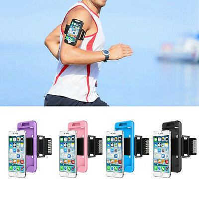 For iPhone 7 iPhone 7 Plus Sports Running Jogging Gym Armband Case Cover Holder