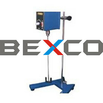 Stirrer Mixer Variable Speed Electric Overhead Lab Agitator Controlable By BASCO