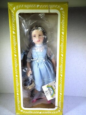 Effanbee Doll 14 Inches Tall Jude Garland Dorothy The Wizard Of Oz