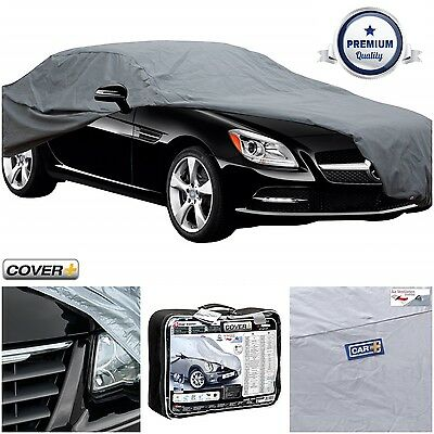 Sumex Cover+ Waterproof & Breathable Car Protection Cover for Audi TT Mk2 07-14