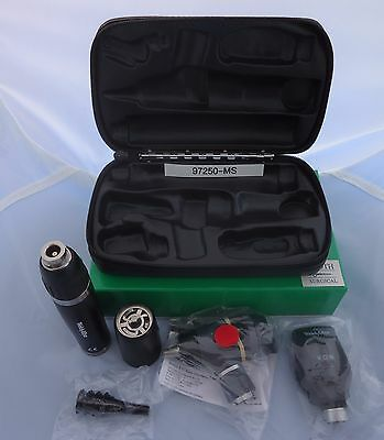 "Welch Allyn Diagnostic Set #97250-Ms  "" Smart Set"" ---New In Box!"