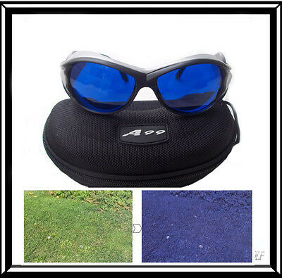 Spicybuys Golf Ball Finder Glasses lenses Silver Frame with brown box Great gift