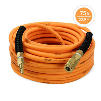 Duradrive DYPA1475F 1/4 in. x 75 ft. Hybrid Air Hose
