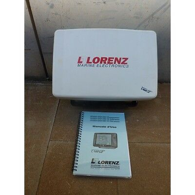 Plotter Lorenz World Map LCD 11 Sun