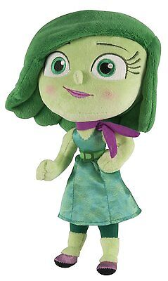 Disney Pixar Inside out 'Disgust' Doll Soft Plush Talking Toy