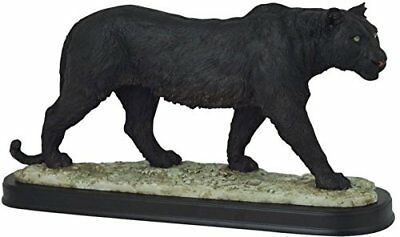 StealStreet Panther Collectible Wild Cat Animal Decoration Figurine Statue Model