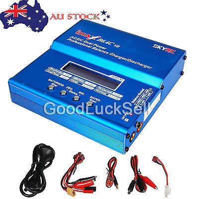 Genuine SKYRC iMax B6AC V2 Balance Charger Version 2 Balance Battery Charger AU