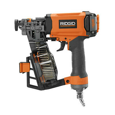 """Ridgid 1-3/4"""" 15 Degree Roofing Nailer R175RNE Reconditioned"""