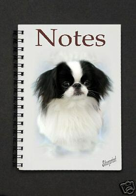Japanese Chin Notebook By Starprint - Auto combined postage