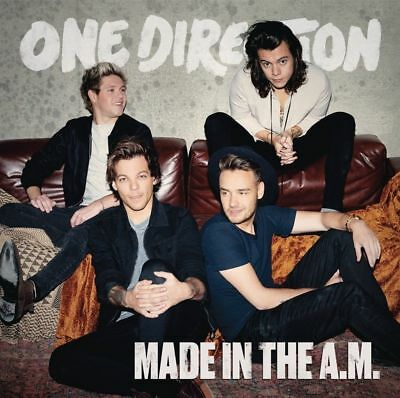 ONE DIRECTION – MADE IN THE A.M (New & Sealed) CD Inc Drag Me Down & Perfect