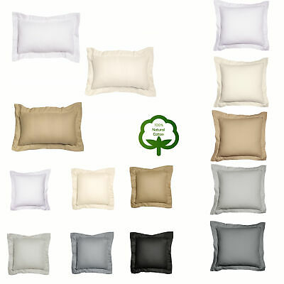Paris 100% Cotton WAFFLE - Choose Cushion Cover, European OR Standard Pillowcase