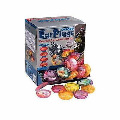 OXFORD Ear plugs pack of 100 kits of 2 pairs OF297