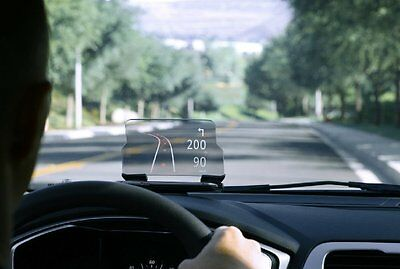 HUDWAY Glass Universal Head Up Display HUD for any car Best Gift for Drivers