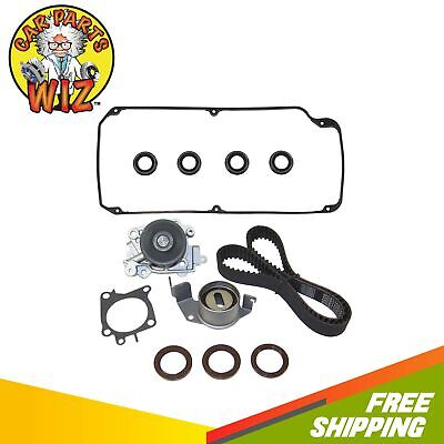 Timing Belt Water Pump Kit Valve Cover Fits 02-07 MItsubishi Lancer 2.0L SOHC