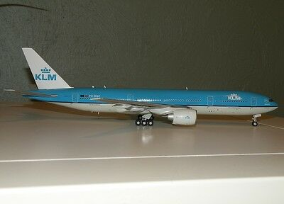 1:200 Gemini KLM Royal Dutch  Boeing 777-200 diecast model plane  Chichen-Itza