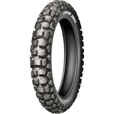 Dunlop NEW D603 Mx 120/80-18 Dual Sport Offroad Trails Motorcycle Rear Tyre
