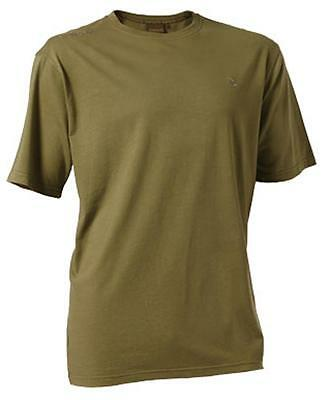 T-Shirt Coton - Olive Grand by Trakker
