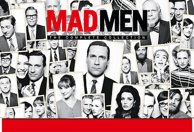 Mad Men: The Complete Collection (Box Set) [DVD]