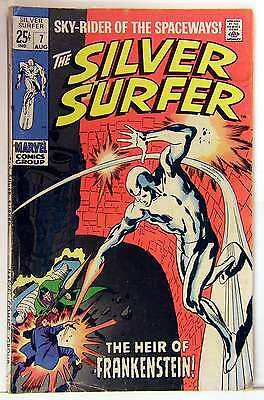 Silver Surfer (Vol 1) #   7 (VG+) (Vy Gd Plus+)  RS003 Marvel Comics ORIG US