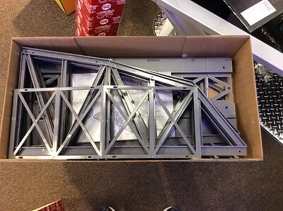 Lgb Steel Bridge 1200 Mm Item Number 50610