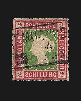 Vintage:heligoland-German 1867 Usd Lh Scott #3  $60 Lot #1867W10