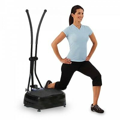Vibrationsplatte Vibrationstrainer Fitness Vibration Plate Massage Vpower Pro