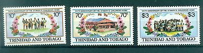 ST. MARY CHIELDREN HOME TRINIDAD & TOBAGO 1984 125th Anniversary