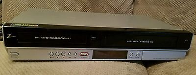 Zenith XBR716 DVD-RW and VHS Combo